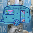 My Happy Place caravan gift