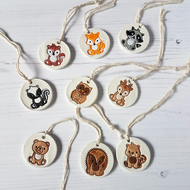 Woodland Animal decorations, choose your style