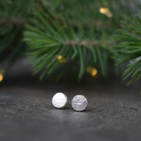 Sterling Silver Studs - Christmas Gift - Stocking Filler - Letterbox Gift