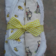 New baby burping feeding  cloths gift set