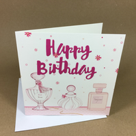 Happy Birthday Greetings Card Free postage within the UK