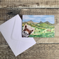 The Dartmoor Pony, blank cards from original paintings A6.
