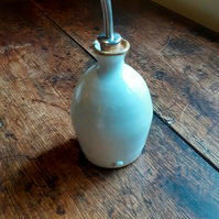 Olive Oil - Dressing Bottle - Hand Thrown