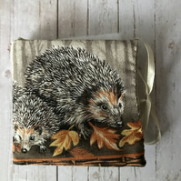 Little hedgehog needle case