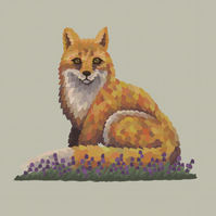 Fox Limited Edition Art Print