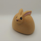 Cute and Bright Rabbit Figurine