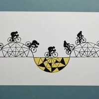 Geometric Cycle Route no.1