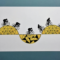 Geometric Cycle Route No. 3