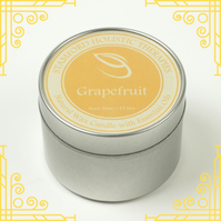 Grapefruit Aromatherapy Tin Candle