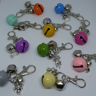 Jake's Walkies Jingle Bells Key Ring Partially Sighted or Blind Dogs & Training