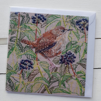 Wren and Ivy card