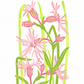 Ragged Robin Wild Flower - Limited edition Linocut Print