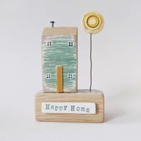 Little House with Clay Sunshine 'Happy Home'