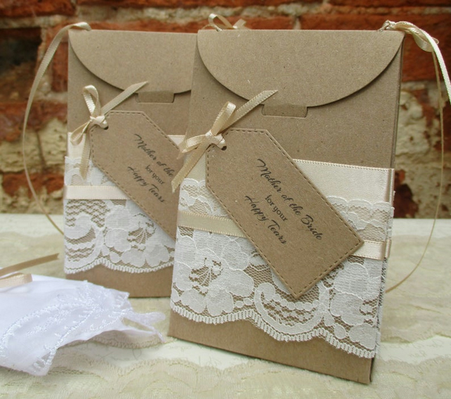 Happy Tears Gift Box for the Mother of the Bride and Mother of the Groom