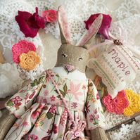Maple, A Rabbit Lady Doll