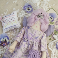 Anouk, A Tiny Fairy God Mother Doll