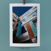 Photograph Sheffield Architecture Jessop West Building I