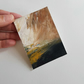LANDSCAPE 97- Original oil miniature painting- ACEO art- ATC collectable