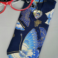 Butterfly Glasses Case 201E