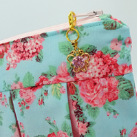 Flower and Butterfly make up bag set 573C