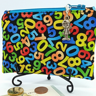 Numbers coin purse 224E
