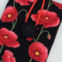 Poppy glasses case 213E