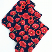 Poppy glasses case 229E