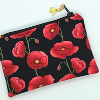 Poppy coin purse 237E