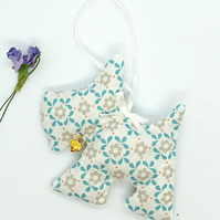 Dog Lavender bag