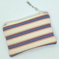 Stripes coin purse 243E