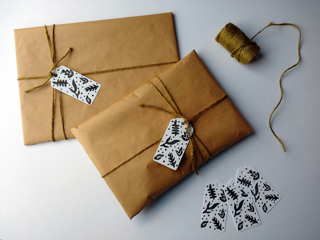 Gift wrapping service - add on option