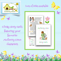Mulberry Green Story Cards