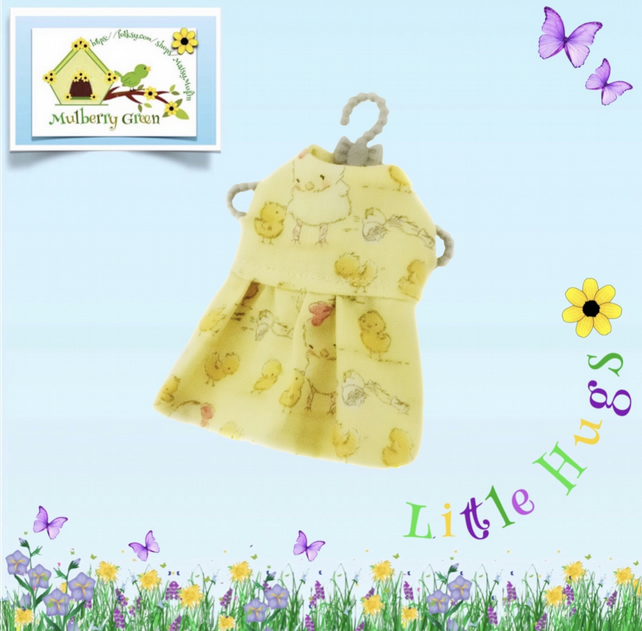 Reserved for Penny - Cheerful Chicks Dress