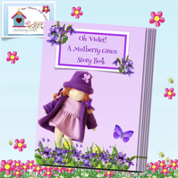 Oh Violet! Story Book
