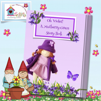 Reserved for Jo - Oh Violet! Story Book