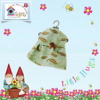Carroty Dress to fit the Little Hugs dolls and Baby Daisy
