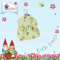 Rose Garden Dress to fit the Little Hugs dolls and Baby Daisy