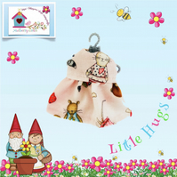 Animal Friends Dress to fit the Little Hugs dolls and Baby Daisy