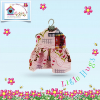 Mice and Windmills Dress to fit the Little Hugs dolls and Baby Daisy