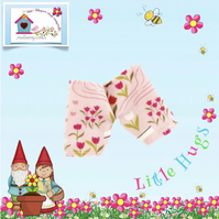 Little Hugs' Summer Cotton Trousers - Mice and Windmills