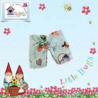 Little Hugs' Summer Cotton Trousers - Strawberry Picking