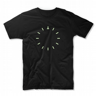 Omega Speedmaster Moonwatch Lume T shirt -  uchi horology series