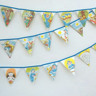 Book bunting - Andy Pandy and the Willow Tree
