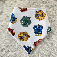 Dribble Bibs - Harry Potter