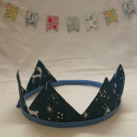 Fabric Crown