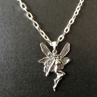 Fairy Charm 2 Necklace