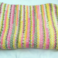 Baby blanket multicoloured