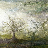 A5 Limited Edition Giclee Print - The Enchanted Forest