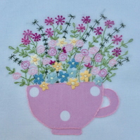 Dotty's Teacup Flowers - Dotty's Cup