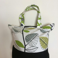 Contemporary print Tote Bag